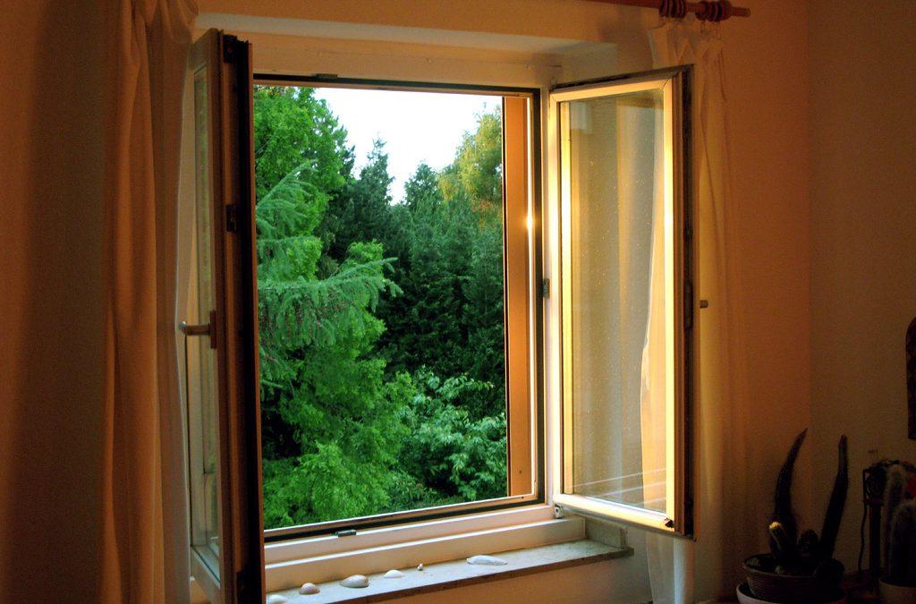 Műanyag ablak – szellőzés