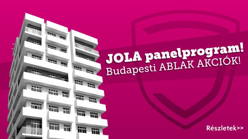 Panelprogram Budapesten és környékén!
