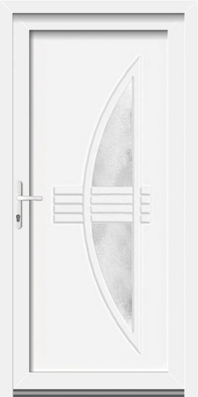 Thethys gealan műanyag beltéri ajtó